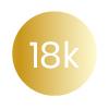 18 k Oro